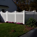 PVC Fence company in New York