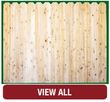 Wood Fence Installations By Schiano Fence Installations