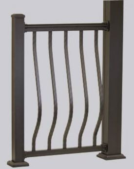 Schiano Fence Offers Pvc Wood Chain Link Ornamental And